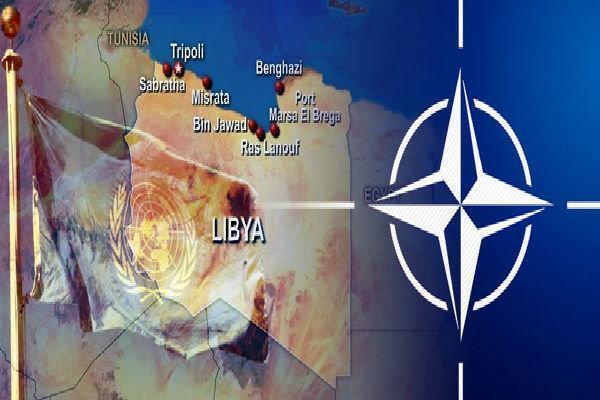 مدیر دفتر خلیفه حفتر از دخالت ناتو در لیبی